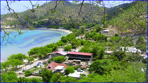 sites touristiques timor leste
